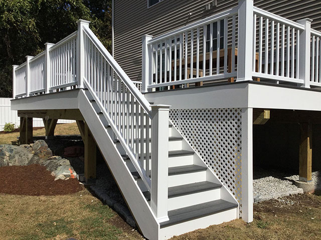 TimberTech Amazon Mist Decking