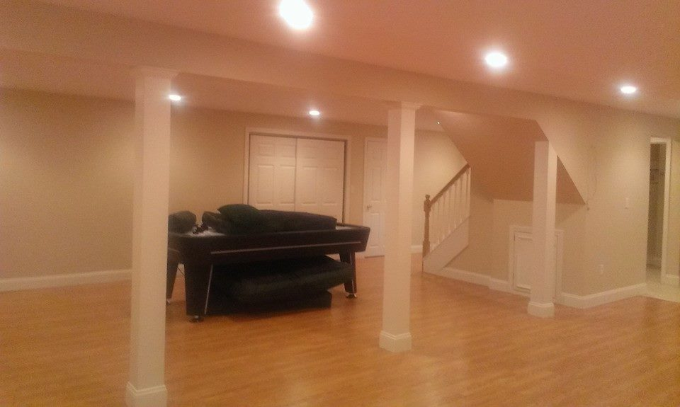 Finished Basement Game Room - Basement game rooms